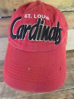 St Louis CARDINALS Baseball MLB Snapback Adjustable Adult Hat Cap