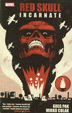 RED SKULL: INCARNATE TPB Greg Pak, Mirko Colak Marvel Comics Collects #1-5 TP