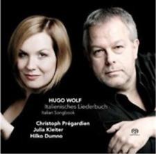Hugo Wolf: Italienisches Liederbuch (US IMPORT) SACD NEW