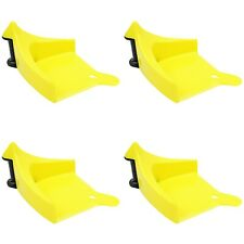 Detail Guardz - Car Hose Guides No Stuck Hoses Or Cords - 4 Pack Yellow