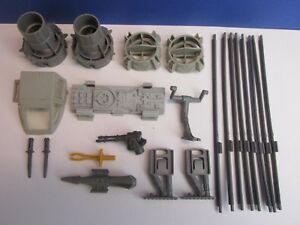VINTAGE spare parts COMPLETE your Y-WING FIGHTER star wars ORIGINAL vehicle ship