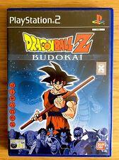 Dragon Ball Z: Budokai PlayStation 2 PS2 2002 - European version