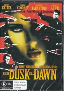 FROM DUSK TILL DAWN - QUENTIN TARANTINO - NEW & SEALED REGION 4 DVD