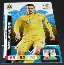 YAROSLAV RAKITSKIY UKRAINE YKPAÏHA UKRAJINA FOOTBALL CARD PANINI UEFA EURO 2012