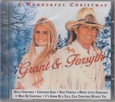 Grant & Forsyth/a wonderful Christmas-Natale (NUOVO! saldati ORIGINALE)