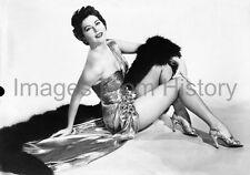 8x10 Print Ava Gardner #5502682