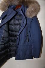 PLAC Artik Fur Hooded Parka Coat Size 46-36