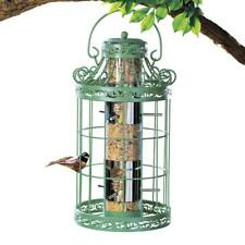 New listing Collections Etc Springtime Hanging Bird Feeder, Vintage French Country-Inspired