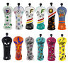 New! Golf Fairway Wood Headcover Head Covers for Taylormade Titleist PU Leather