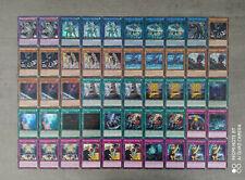 Yu-Gi-Oh! Weltkelch / Orcust / Weltvermächtnis - Deck ALLE Deutsch 50 Karten
