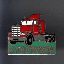 RARE PINS PIN'S .. CAMION TRUCK USA KENWORTH MACK LA CRAIE CORPORATION ~AZ