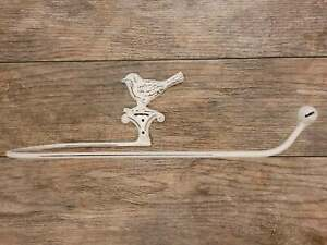 Bird Paper Towel Roll Holder for the wall. Wall mounted Kitchen Bathroom Towel