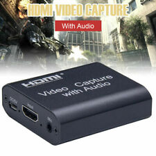 HDMI Video Capture Card 1080P mit Loop-Out Audio Video Game Grabber