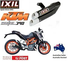 KTM Duke 390 2013-2014-2015-2016 IXIL L3X BLACK slip-on exhaust