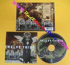 CD TWELVE TRIBES The Rebirth Of Tragedy 2004 Netherlands no lp mc dvd (CS9)