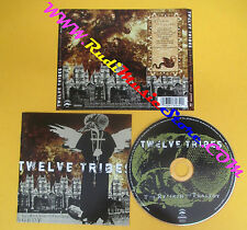 CD TWELVE TRIBES The Rebirth Of Tragedy 2004 Netherlands   no lp mc dvd (CS9)