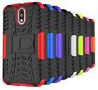 Motorola Moto G4 Plus | G4 Play Heavy Duty Tough Kickstand Strong Case Cover