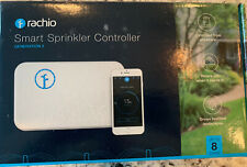 Rachio  2nd Generation Smart Sprinkler Controller 8 Zone