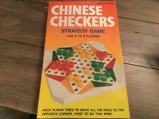 Chinese Checkers Traditional Board Strategy Family Game Tomland