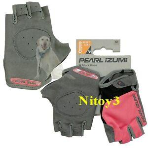 Pearl Izumi Attack Bike Gloves Women Medium: 7.5 -8