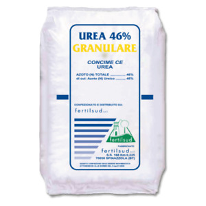 Concime urea agricola 46 % concime universale azotato solubile 25 kg
