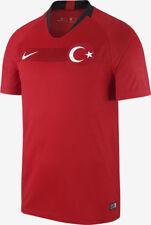 Nike 2018 Turkey Home Stadium Soccer Jersey Mens 2Xl 893900 657 Retail $90