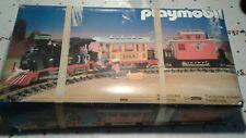 VTG Playmobil 3958 LGB Western Train Set - Very nice Runs