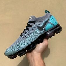 Nike Vapormax Flyknit 2 Dusty Cactus Blue Grey Air Max Air Force Sneakers