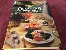 Southern Living 1979 The Quick and Easy Cookbook