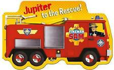 Fireman Sam Jupiter to the Rescue!-ExLibrary