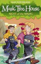 Magic Tree House 5: Night of the Ninjas by Mary Pope Osborne (Paperback, 2008)