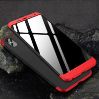Shockproof 360° Full Protection Hybrid Case For Xiaomi Redmi Note 5 Pro Cover