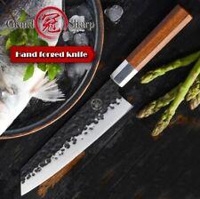 NEW Grandsharp 2019 Kiritsuke Japanese Handmade Kitchen Chef Knife