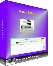 TrackSales,Track/chart eBay sales and submit invoices,download eBay,Made In USA