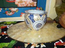 Beautiful Semi-Porcelain Fish Bowl
