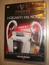 DVD N° 4 CHAMPIONS OF EUROPE I GIGANTI DEL NORD CALCIO