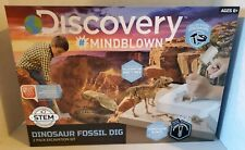 Discovery #Mindblown Dinosaur Fossil Dig **BRAND NEW**
