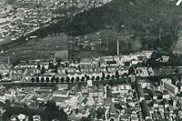 Freiburg im Breisgau : Brauerei Ganter - Luftbild - um 1960     A 20-44