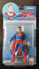 "Reactivated All Star Comics Super Squad SUPERMAN 7"" Action Figure DC DIRECT new"