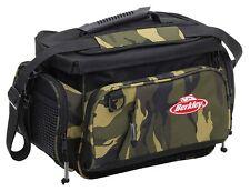 Berkley New Camo Shoulder Fishing Tackle Luggage Storage Bag