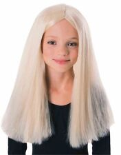 Wig Child Long Blonde Play Ages 4 Up Blonde Straight