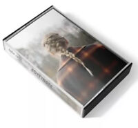 Taylor Swift EVERMORE Limited Deluxe Edition NEW GREY COLORED CASSETTE TAPE