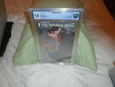CBCS GRADED 9.8 THE WALKING DEAD # 156 QUEEN AND KING