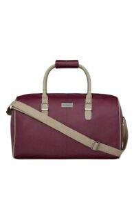 Avon Antler Burgundy Weekender Bag, travel/Overnight, BNIP Xmas gift (RRP-£75)