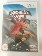 Tony Hawk's: Downhill Jam For Nintendo Wii (New & Sealed)