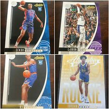 2019-20 Panini Absolute Memorabilia - Stars & Rookies Only! - Pick Your Card!