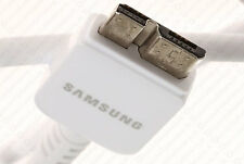 SAMSUNG Cavo Dati USB 3.0 GALAXY S5 - NOTE 3  - NOTE PRO / ET-DQ10Y0WE ORIGINALE