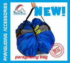New Paragliding Ð'ag. Fast Packing Bag - New! Gleitschirm Schnellpacksack!