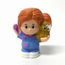 Fisher-Price Little People Veterinarian girl for pet figure EA86