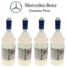 For Mercedes W212 W906 Set of 4 Diesel Emissions Fluids-AdBlue 1/2 Gallon OES